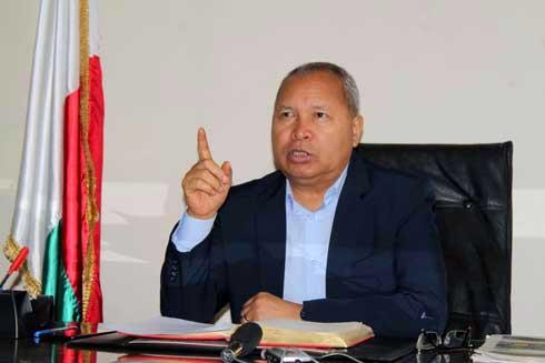 Honoré Rasolonjatovo : « Aucune motion n'est mijotée à l'Assemblée nationale »