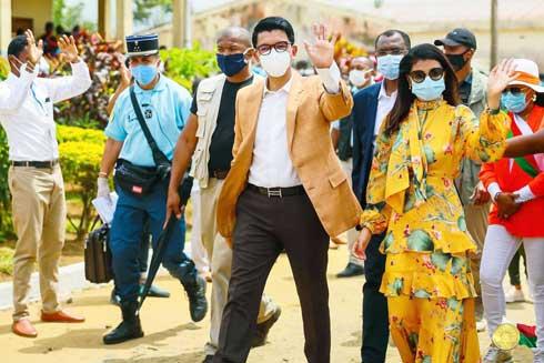 Protocole de traitement du COVID-19 : Andry Rajoelina officialise l'utilisation du CVO Plus gélule
