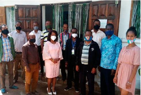 Sauvegarde environnementale et sociale : Le projet CASEF implique les maires et les chefs de district