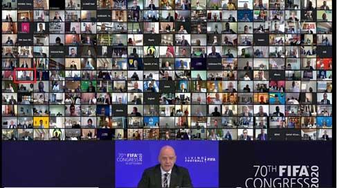 Congrès de la FIFA : De nouvelles mesures sur les binationaux