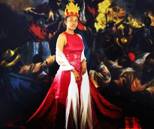 Reggi : La rappeuse féministe rend hommage à Ranavalona III