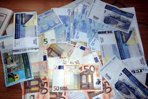 MID : L'euro à 4 557 ariary et le dollar à 3 857 ariary