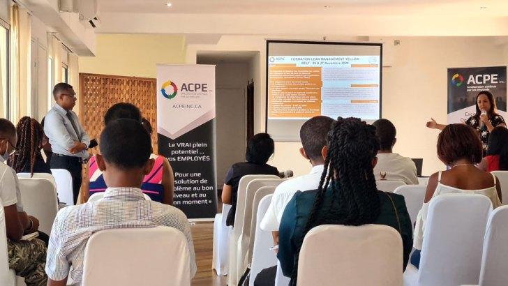 Agriculture Ressources et Investissement de Madagascar :Partenariat avec l'ACPE pour déployer le Lean Management à Toamasina