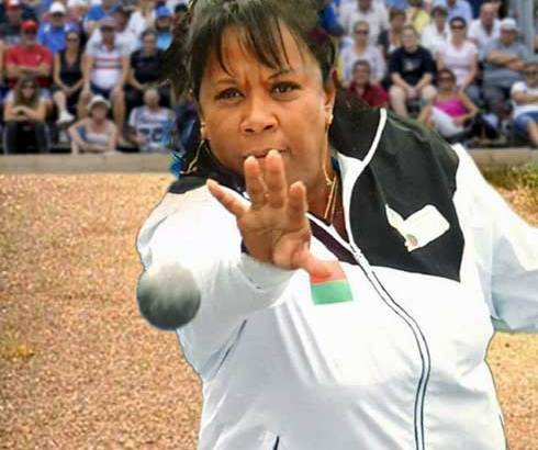 Pétanque : Fanja Aubriot, une championne malgcahe à suivre de près