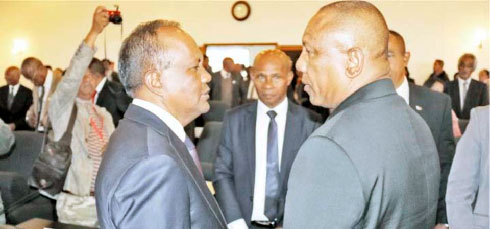 Décret sur les Sénatoriales : Rivo Rakotovao contre Ntsay Christian