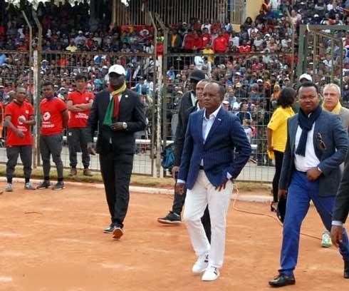 HCC : Double revers pour Rivo Rakotovao
