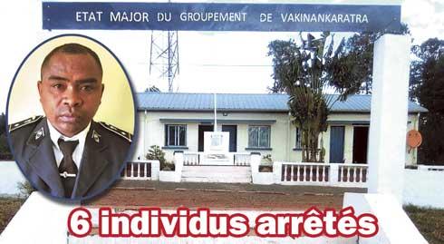 Antsirabe-ville : Un gendarme battu à mort dans un karaoké bar