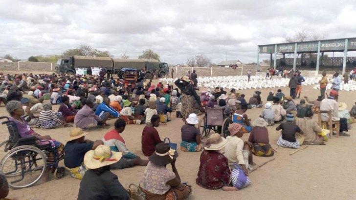 Gouverneur de l'Androy et l'ONG Direct Aid :Concertation pour trouver une solution durable contre la famine