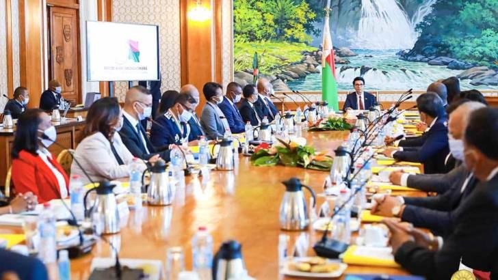 Conseil des ministres : 3 nouveaux gouverneurs dont 2 femmes