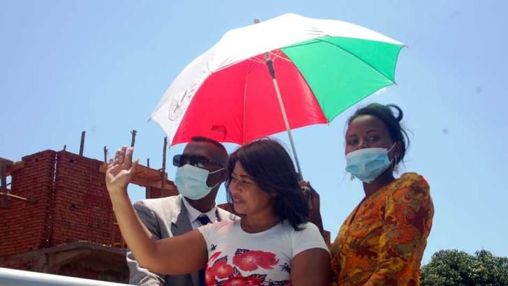 Gouverneure d'Ihorombe :«Priorité à la sécurité»
