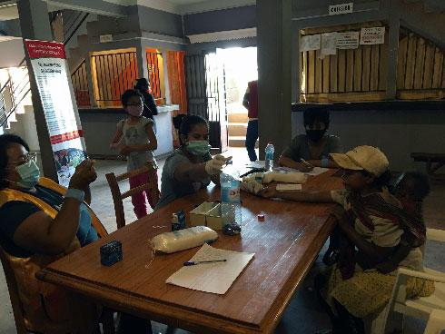 Imerintsiatosika : Diabète chez 6% des personnes dépistées