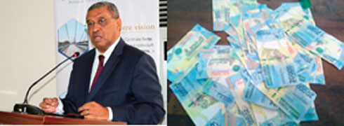 Change : « Poursuite de la dépréciation de l'Ariary jusqu'à la fin de l'année», selon le Gouverneur de la BFM, Henri Rabarijohn