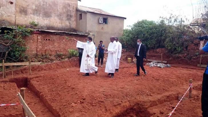 Maire d'Alasora :Priorité au volet social