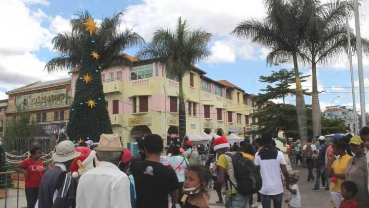 Tana :Ambiance de fête dans la ville