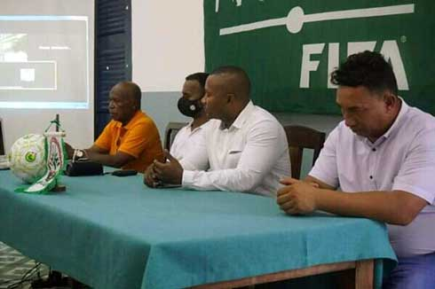 Football : La formation licence C à Mahajanga