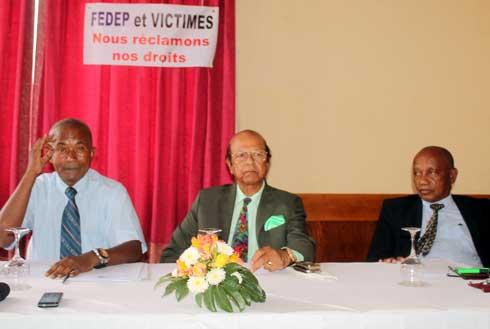 EX-détenus politiques : 1243 dossiers déposés au CFM