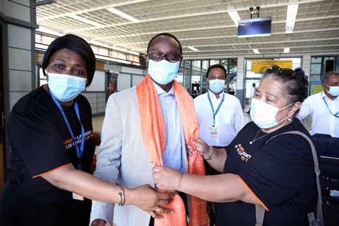 UNFPA Madagascar : Koffi Kouame nouveau représentant résident