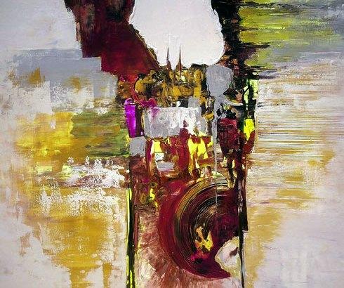 Peinture : Une exposition sur le thème de l'Eau signée Mahefa Rasamuel