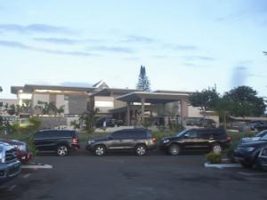 L'Azura Golf Resorts and Spa attire une clientèle aisée.
