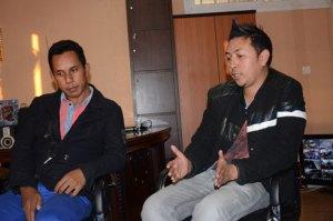 Rija Tahiana et Christian, concepteurs de l'émission Pazzapa.