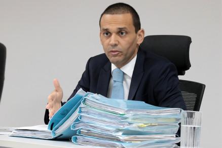 Juiz Flávio Miraglia 02-10-2018
