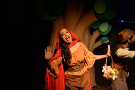 Chapeuzinho Vermelho o musical