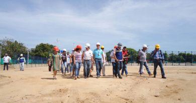 Secretaría de Obras reportó avances del 65% en megaparque Panamá