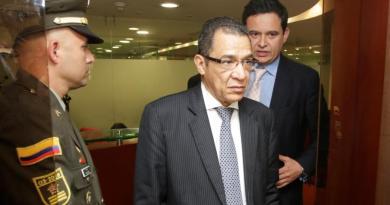 Corte Suprema llama a juicio al exmagistrado Gustavo Malo