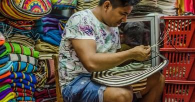 Primera Feria Artesanal y Cultural Economía Naranja en Valledupar