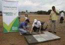 El Gobernador  dio inicio a la construcción de un parque en medio de los barrios Mareigua y El Páramo