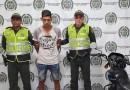 Capturado por hurto de motocicleta en el barrio Panamá en Valledupar
