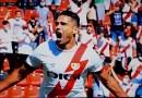 Estreno goleador! Falcao marcó en su debut con el Rayo Vallecano