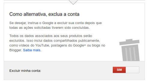 google inactive account manager O que acontece com as suas informações na internet quando você morre?