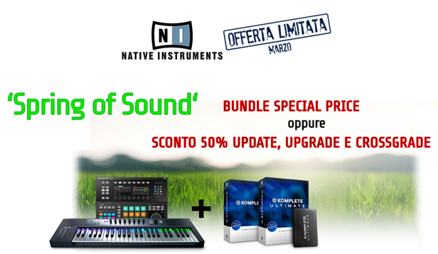 OFFERTA NI SPRING OF SOUND