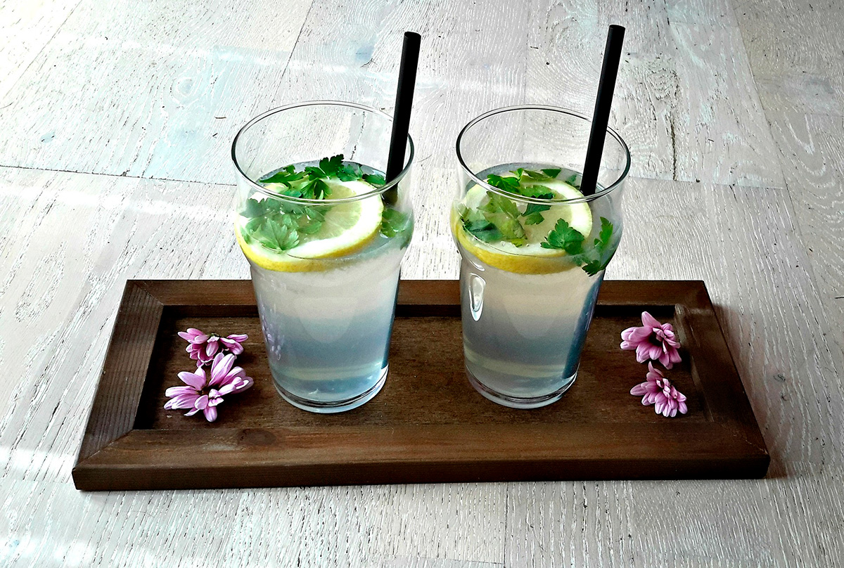 boisson détox