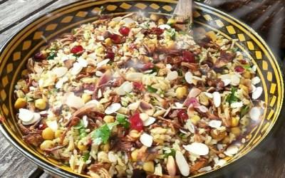 La recette de riz qui réconforte