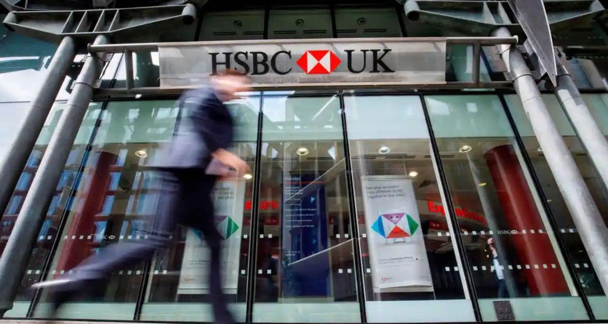 Pressure mounts on HSBC