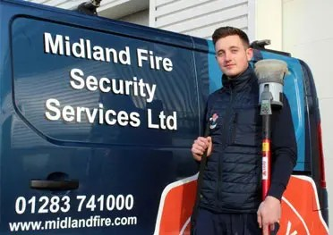 Midland Fire Alarm Maintenance