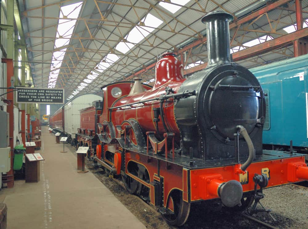 Midland Railway Museum