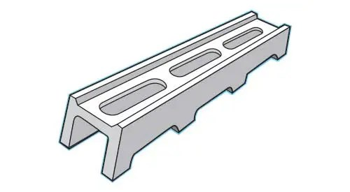 Concrete Line Spacer