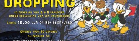 4 november: dropping
