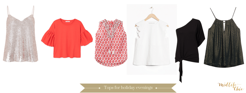 Holiday packing for warm climes - women over 40