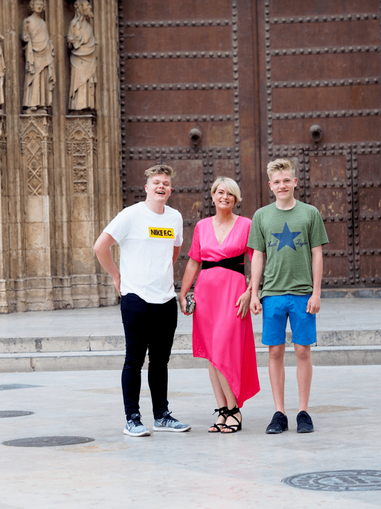 City break with teenagers - 4 days in Valencia