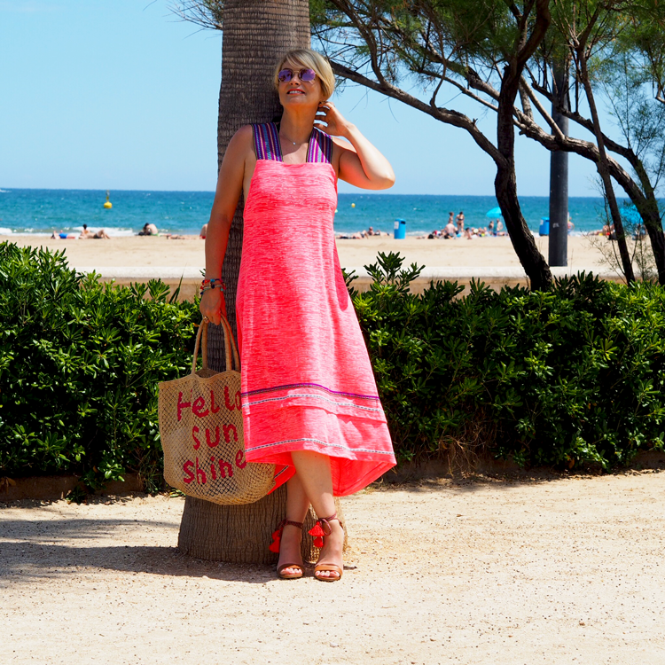 Midlifechic - beach dress