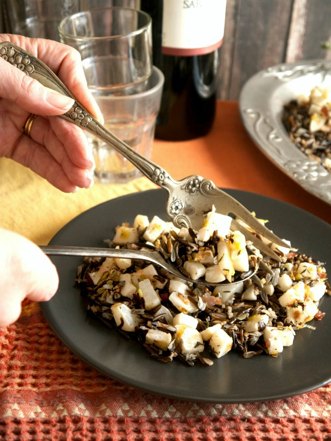 how to cook turnips in oven