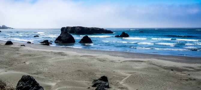 Washington State und Oregon Coast