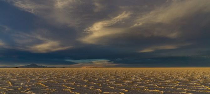 Uyuni und die Salzwüste