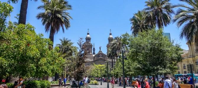 Santiago de Chile – hasta luego