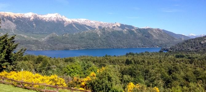 El Calafate nach Bariloche