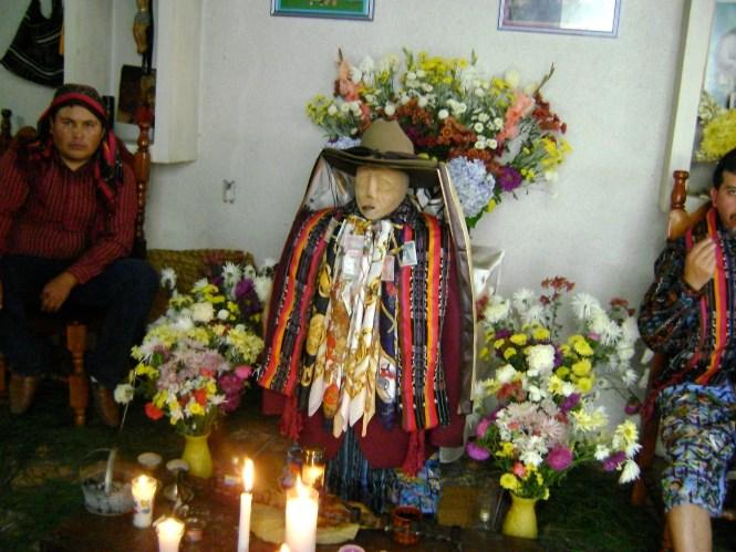 Midlife Sentence • Maximon, Santiago, Guatemala